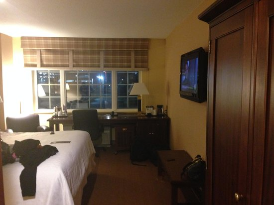 Sheraton Houston West: Room