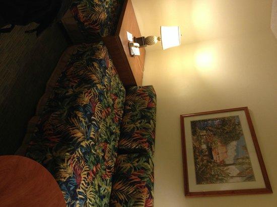 OHANA Waikiki Malia by Outrigger : Ingreso habitación cuadruple