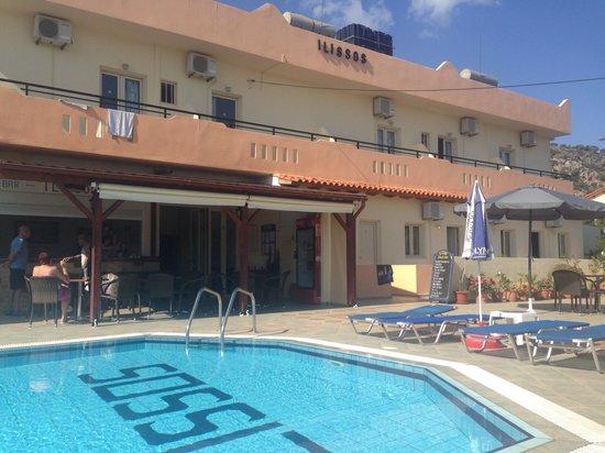 Great Time In Crete At Llissos Apts   Review Of Ilissos Apartments, Stalis,  Greece   TripAdvisor