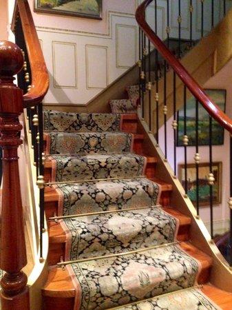 Apartamentos Las Brisas: Interior del hotel