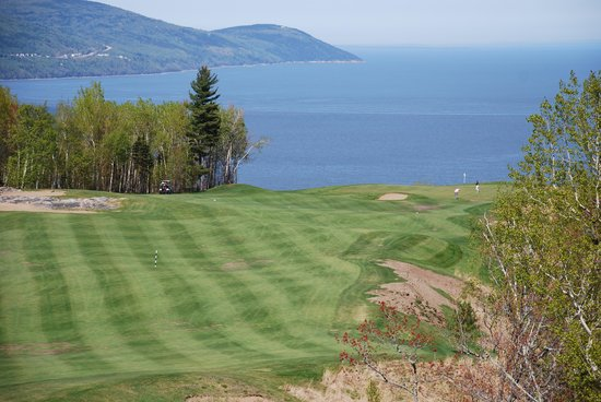 1 Parcours St Laurent Picture Of Fairmont Le Manoir Richelieu Golf