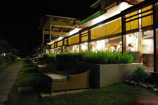 Kempinski Seychelles Resort : main resturant