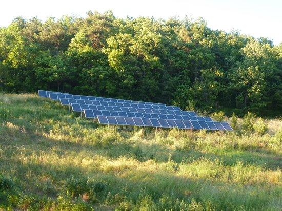 Alleluja Country House : Pannelli fotovoltaici a servizio della Country House