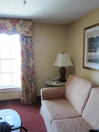 DoubleTree by Hilton Hotel and Suites Charleston - Historic District: Suite