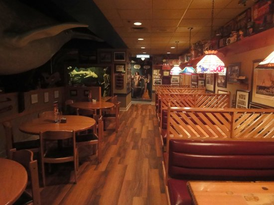 Cooper's Seafood House: Interior view
