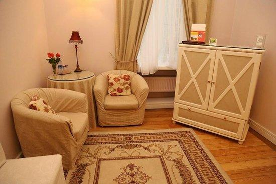Casa Leto: Trezzini room