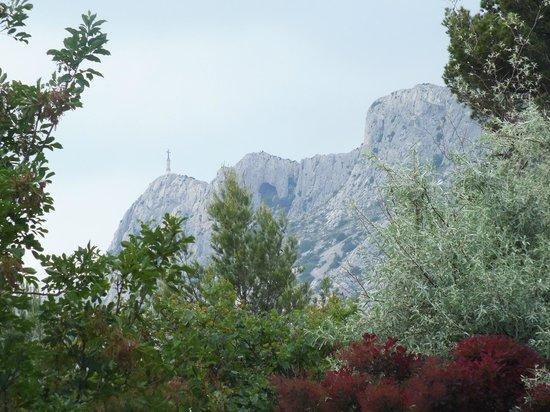 Montagne Sainte Victoire: Croix de Provence