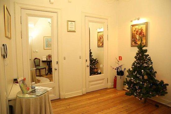 Casa Leto : Hall