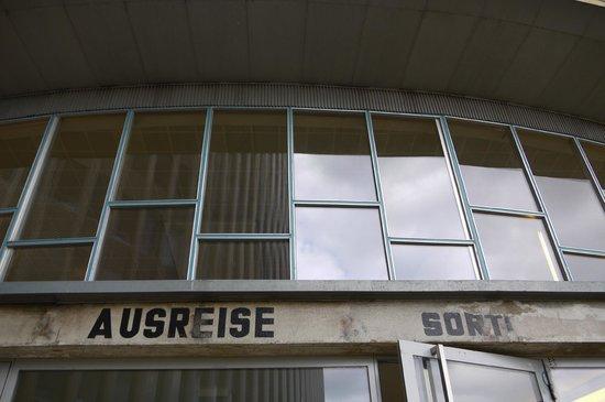 Palace of Tears: The Tränenpalast - Entrance