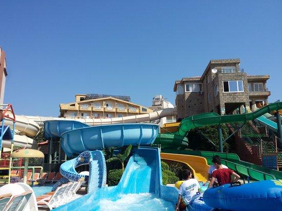 Marmaris Atlantis Waterpark : waterpark