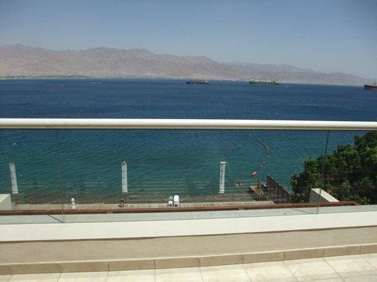 U Suites Eilat: Royal Wing View