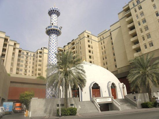 Landmark Hotel Riqqa : View from the room