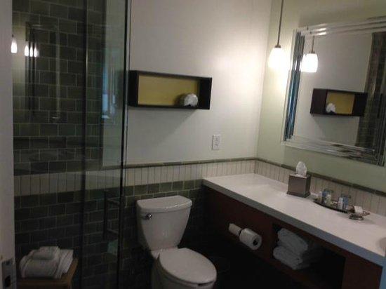 Hotel Indigo Asheville Downtown : Bathroom