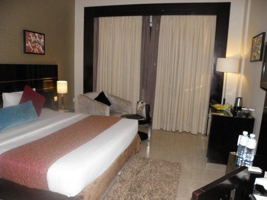 Landmark Hotel Riqqa : Bedroom