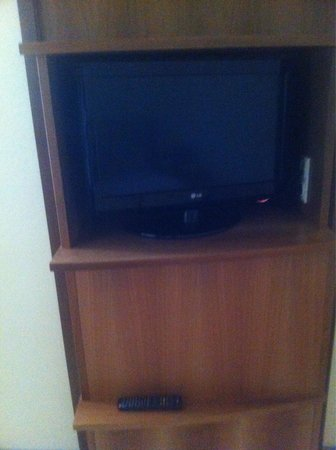 Starlight Suiten Hotel Renngasse: Tv