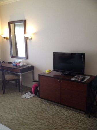 Hotel Istana: new tv