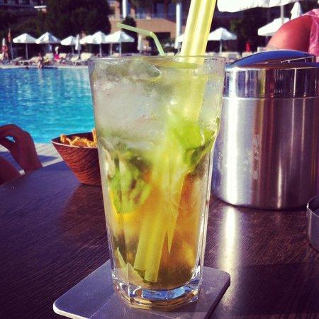 Voyage Belek Golf & Spa : Mojito :-)