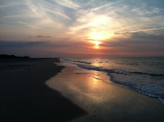 The Westin Hilton Head Island Resort & Spa : Sunrise in paradise.