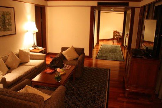 Anantara Riverside Bangkok Resort: Anantara Premier Suite