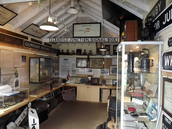 Gwili Railway: The museum