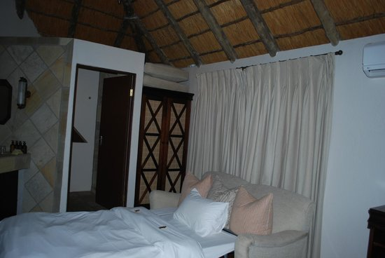 Bongani Mountain Lodge : room
