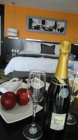 Dreams Huatulco Resort & Spa: Obsequio y bien detalle por mi cumple