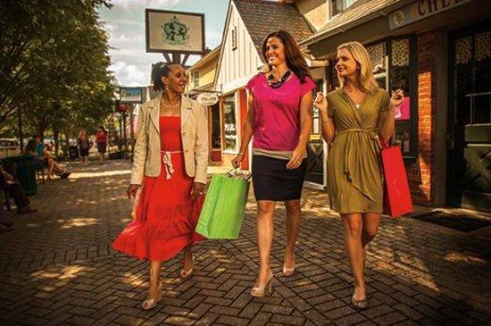 Ньюпорт-Ньюс, Вирджиния: Shopping