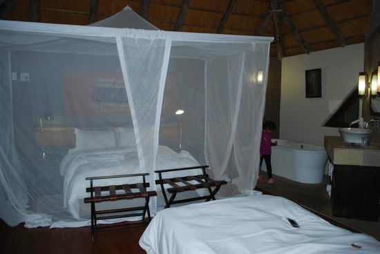 Bongani Mountain Lodge: room