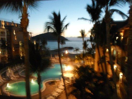 Pueblo Bonito Mazatlan: View from our room