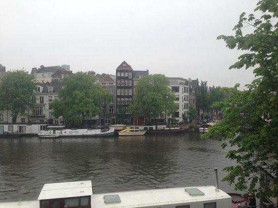 Hotel Amstelzicht : view