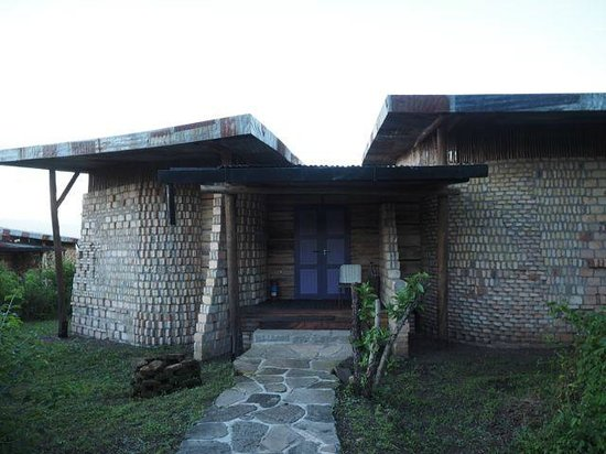 Kyambura Gorge Lodge: the Banda