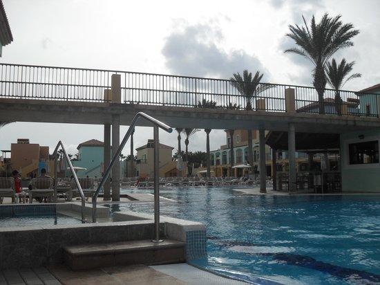 Broncemar Beach : pool