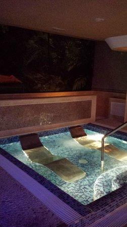 Lago Garden Hotel: Wellness Bereich