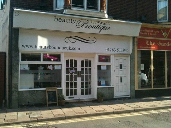 ‪Beauty Boutique‬