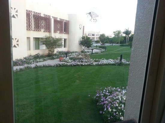 Sharm El Sheikh Marriott Resort : Our view from room..