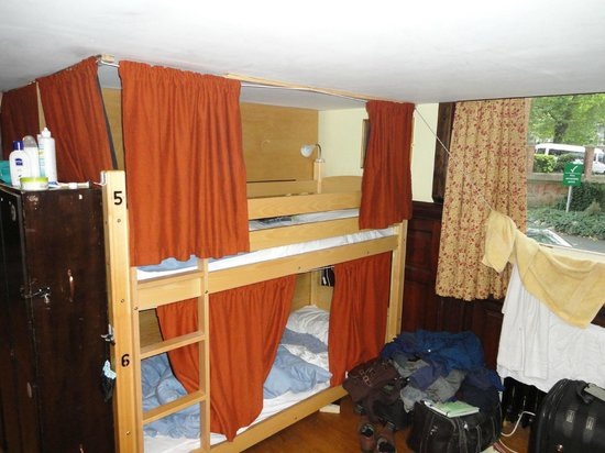 Palmers Lodge - Swiss Cottage: Cama