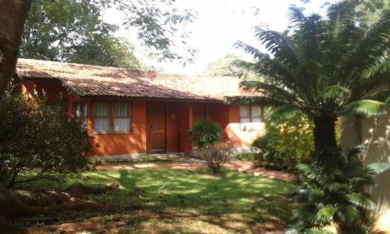 Hotel Estancia Barra Bonita: nosso quarto