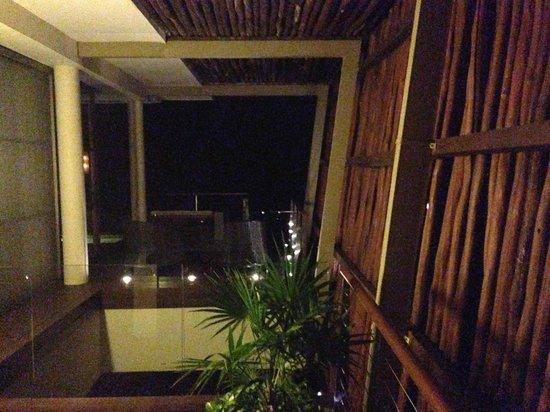 Rosewood Mayakoba : Overwater Lagoon Suite entrance