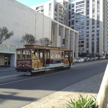 The Opal San Francisco: a tres calles del hotel