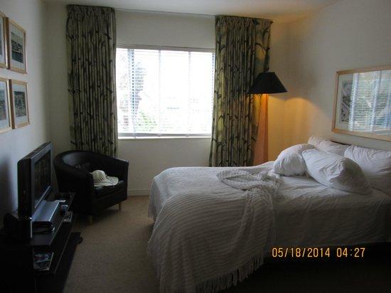 Richmond Hotel: room
