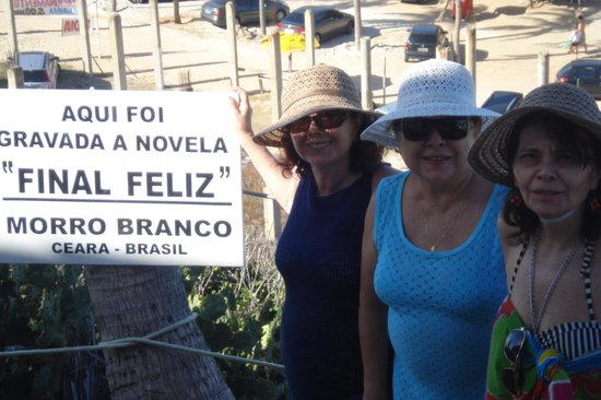 Morro Branco: Local onde foi realizada a novela Final Feliz