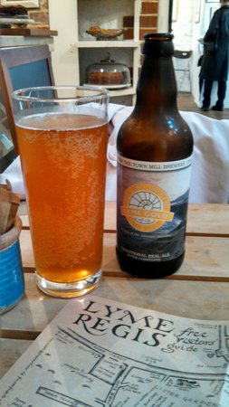 The Mill Cafe and Supper Club: Had great beer pairing with my ploughman's lunch.