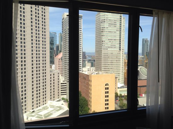 San Francisco Marriott Marquis: My view