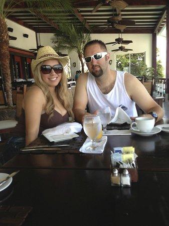 Gaia Hotel & Reserve: La Luna free breakfast