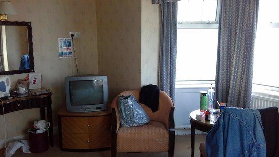 Savoy Hotel : room 308