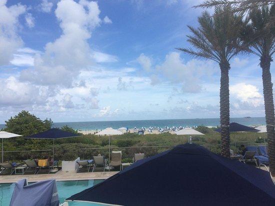 Marriott Stanton South Beach: Se puede disfrutar la hermosa playa