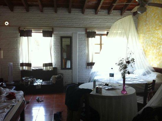 Hotel Teocalli: habitación triple