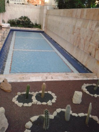 Spring Hotel Vulcano: water feature