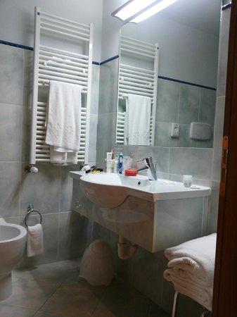 Galileo Palace Hotel : Bagno
