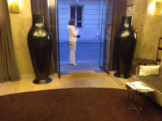 Hotel Armoni : Desde el lobby